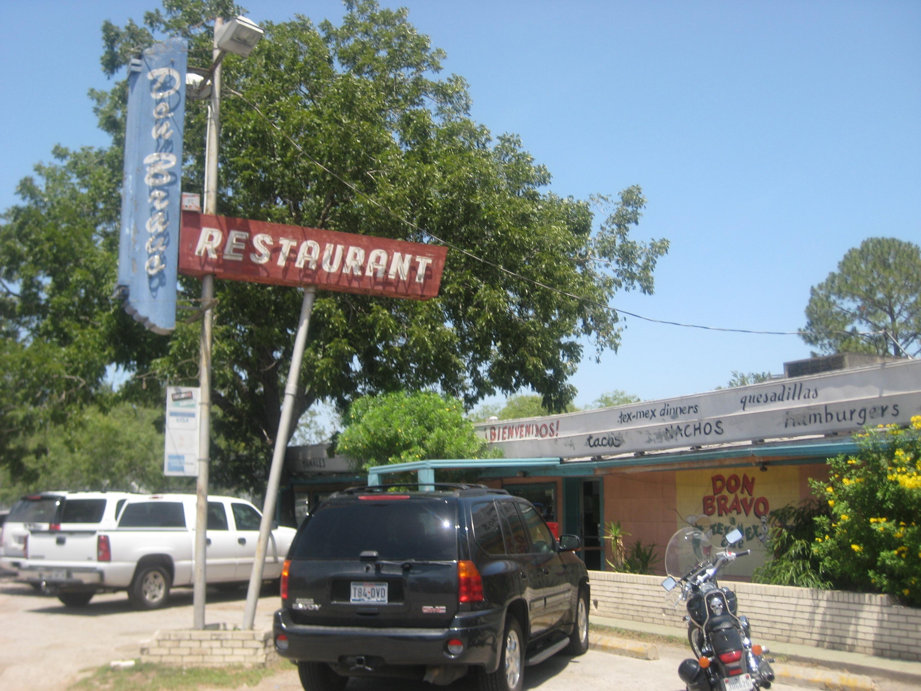 Don Bravo's Cuero Texas