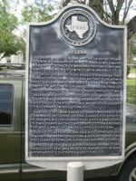 Historical Marker in Helena TX