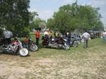 Parkway Riders line up in Helena