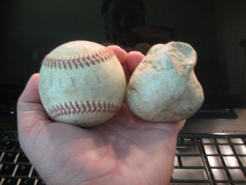 Basball and Stoning Stone