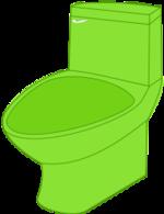 Green_toilet